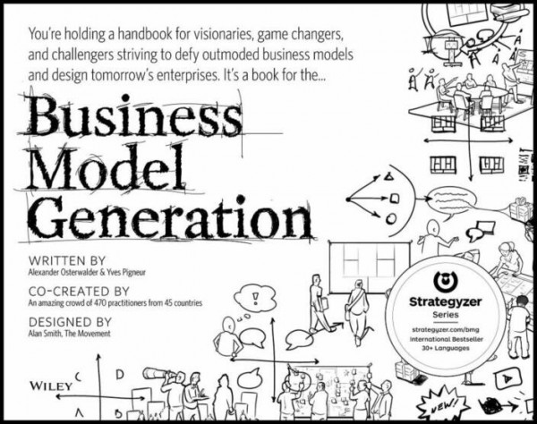 Business Model Generation : A