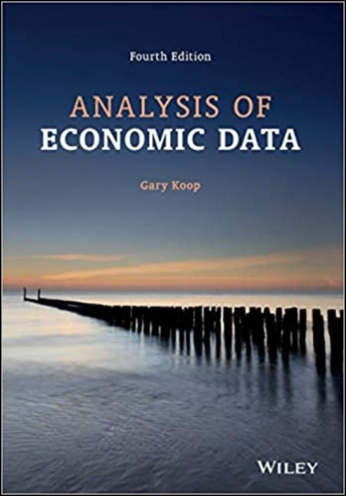 Analysis of Economic Data