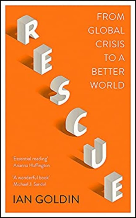 Rescue: From Global Crisis to a Better World