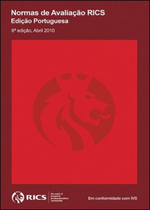 Normas de Avaliação RICS- Red Book