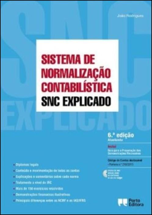 SNC Explicado 6ª Edição