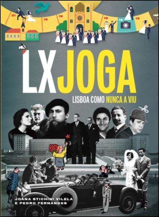 LX Joga - Lisboa Como Nunca a Viu