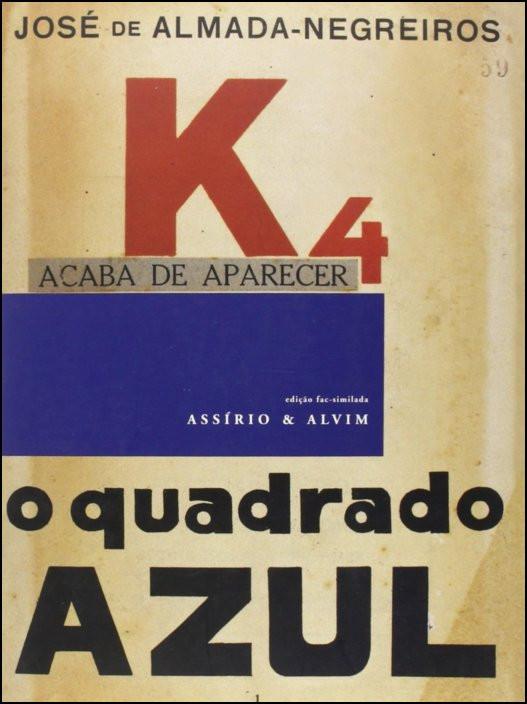 K4 O Quadrado Azul