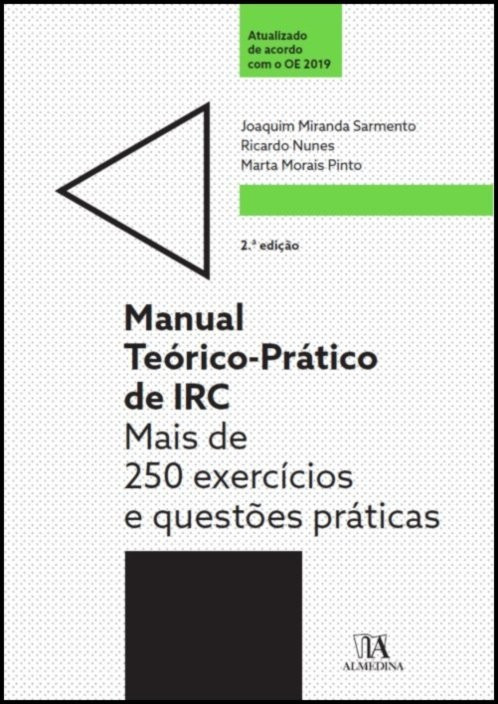 Manual Teórico-Prático de IRC - Mais de 250 exercícios e questões práticas