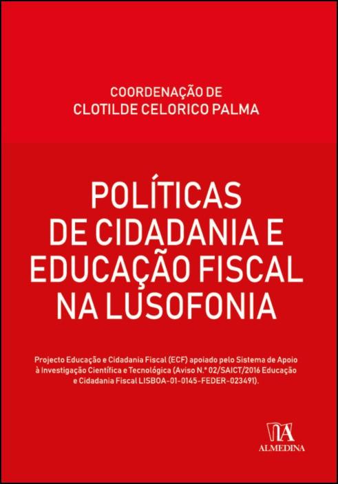 Políticas de Cidadania e Educação Fiscal na Lusofonia