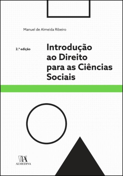 Introdução ao Direito para as Ciências Sociais