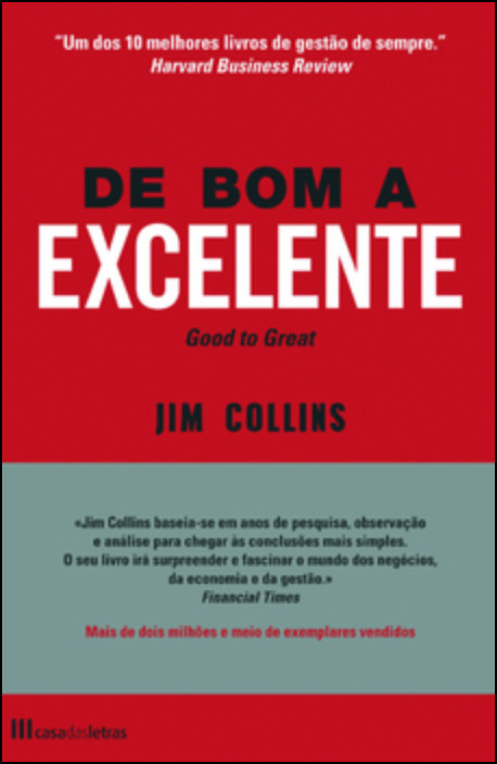 De Bom a Excelente - Good to Great