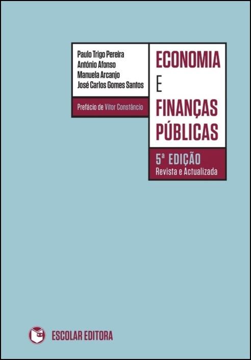Economia e Finanças Públicas - 5ª Edição