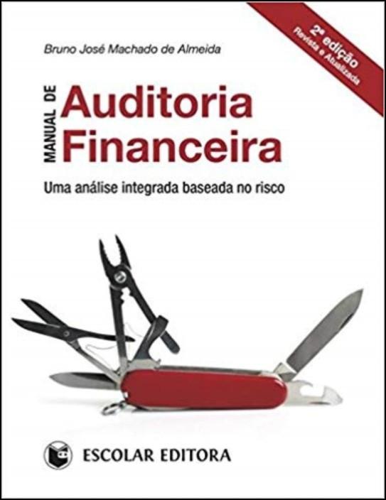 Manual de Auditoria Financeira