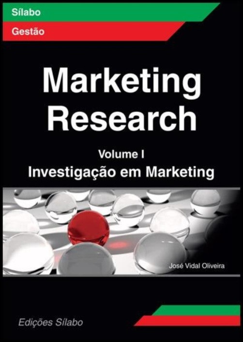 Marketing Research - Vol. 1