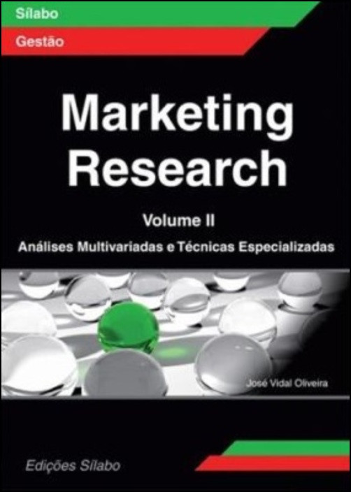 Marketing Research - Vol. 2