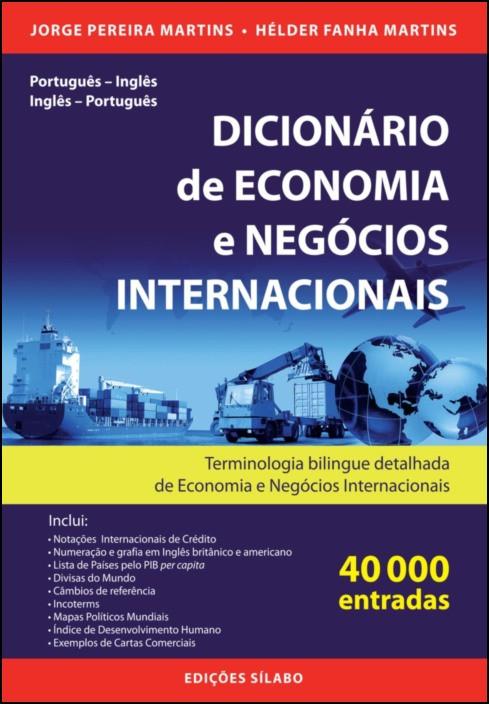 Dicionário de Economia e Negócios Internacionais