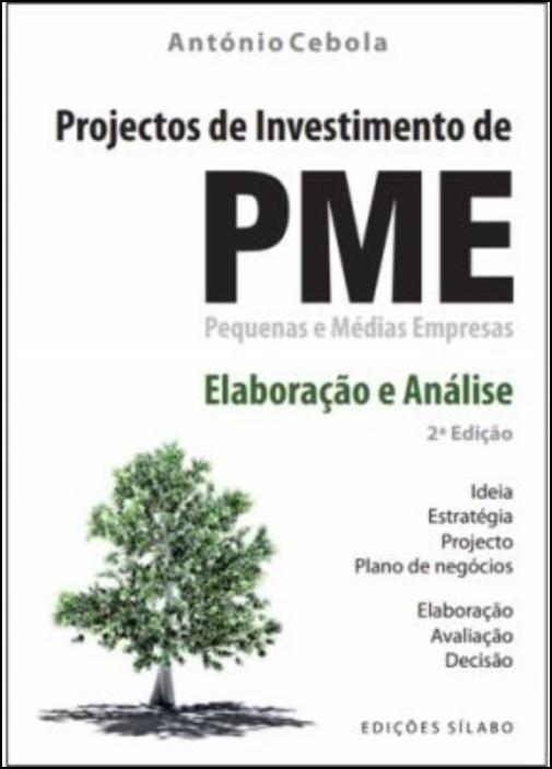 Projectos de Investimento de Pequenas e Médias Empresas