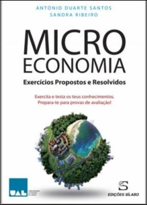 Microeconomia: exercícios propostos e resolvidos