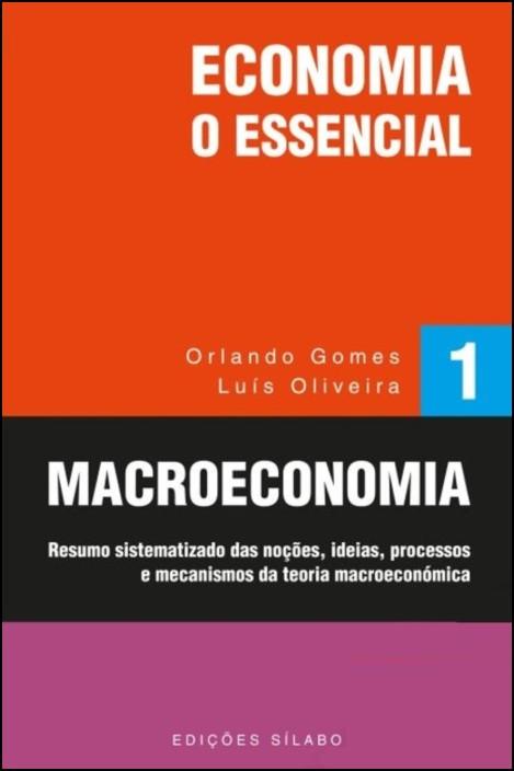 Macroeconomia - Economia - O Essencial - 1
