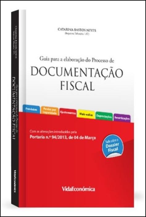 Guia para a elaboração do Processo de Documentação Fiscal