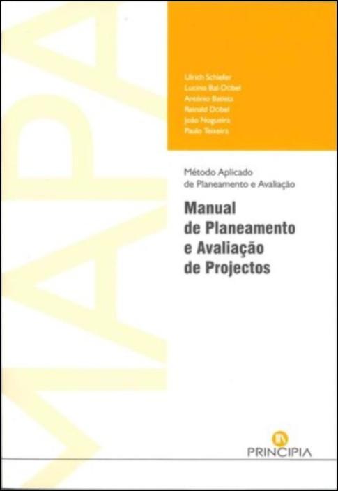 MAPA - Manual de Planeamento e Avaliação de Projectos