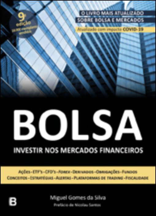Bolsa - Investir nos Mercados Financeiros - 9ª edição