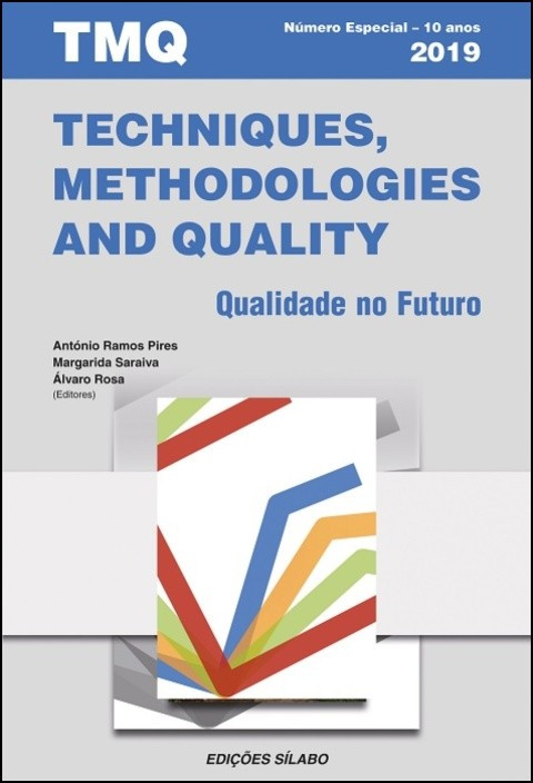 TMQ - Techniques, Methodologies and Quality - Qualidade no Futuro