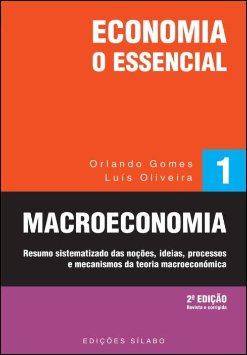 Economia - O Essencial - Macroeconomia