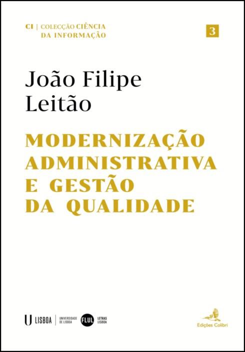 Modernização Administrativa e Gestão da Qualidade