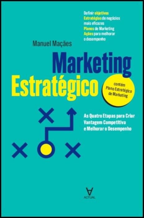 Marketing Estratégico - As Quatro Etapas para Criar Vantagem Competitiva e Melhorar o Desempenho