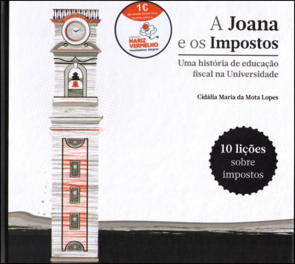 A Joana e os Impostos - Uma história de educação fiscal na universidade