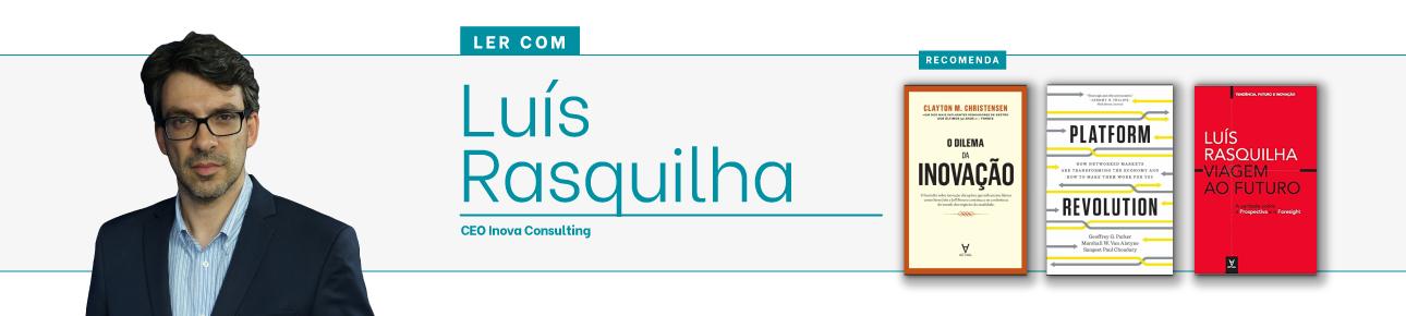 Ler com Luís Rasquilha